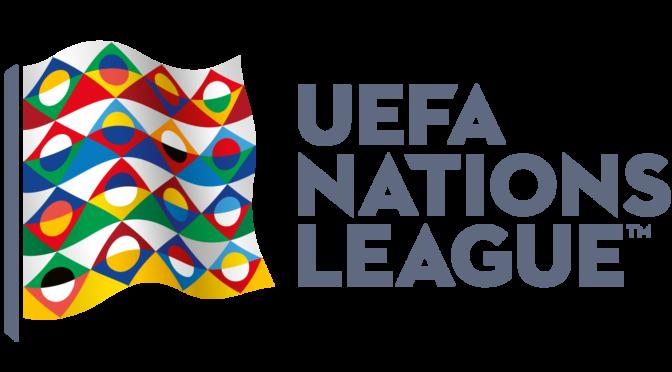 Официальный логотип Лиги наций UEFA