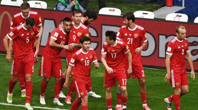 Календарь игр сборной России в Лиге наций