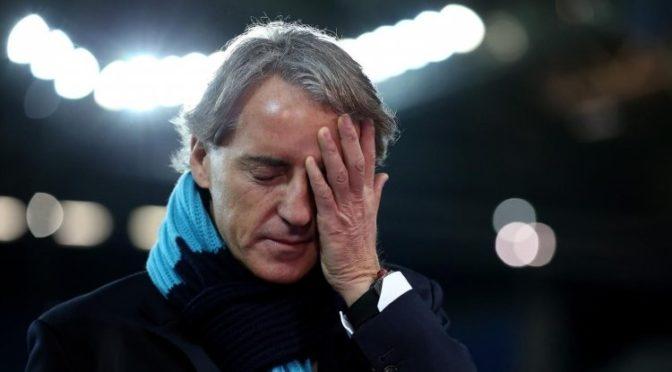 Манчини покинет «Зенит» в конце сезона