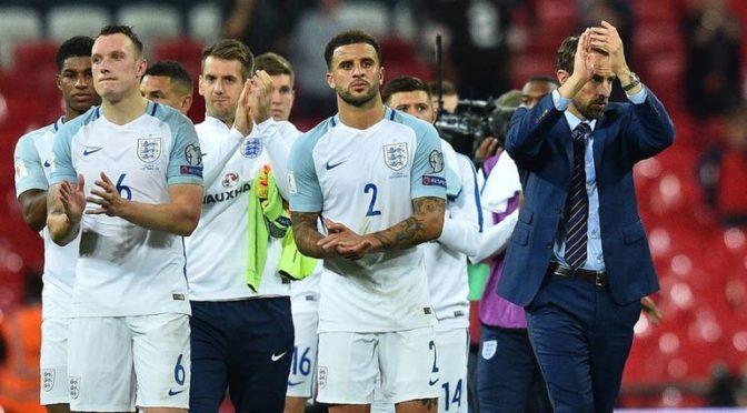 Англия не поедет на ЧМ 2018?