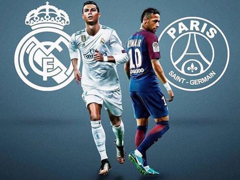 ПСЖ или Реал? Ответный матч Лиги чемпионов
