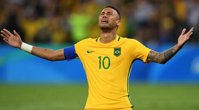 Футбольный мир потерял Неймара на 2 месяца