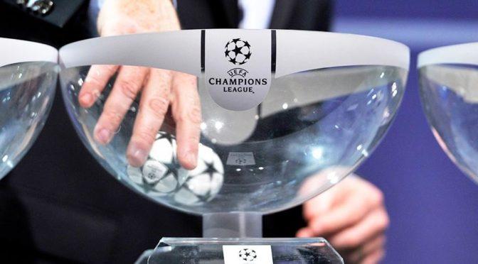 Жеребьёвка Лиги чемпионов подстроена. Как и почему?