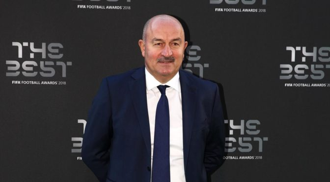 Черчесов вошел в ТОП 10 лучших тренеров мира!