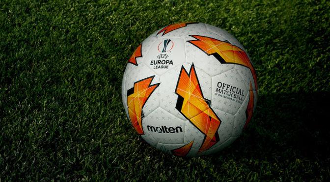 Официальный мяч Лиги Европы 2018/2019
