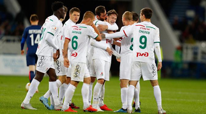 Миранчуки спасли «Локо» от вылета в Кубке России