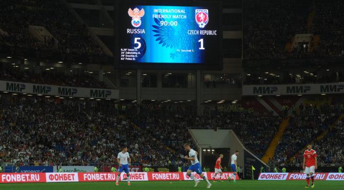 Тренера сборной Чехии уволили после поражения от сборной России