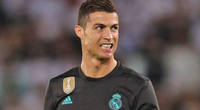 Судья отказался засчитать 3 гола в матче Реала