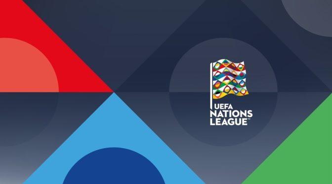 Состав корзин перед жеребьевкой Лиги наций
