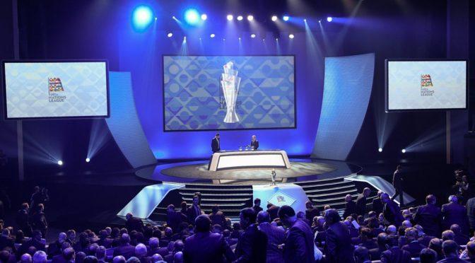 Календарь Лиги наций УЕФА: все матчи