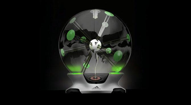 Adidas разработала и уже тестирует «умный» мяч с микро-чипами и датчиками