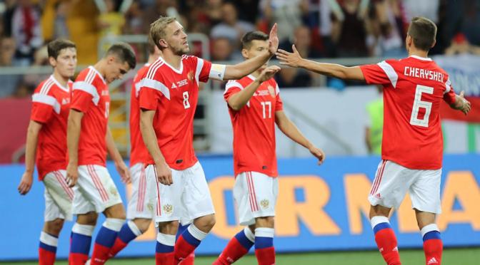 Расписание и результаты всех игр сборной России в Лиги наций
