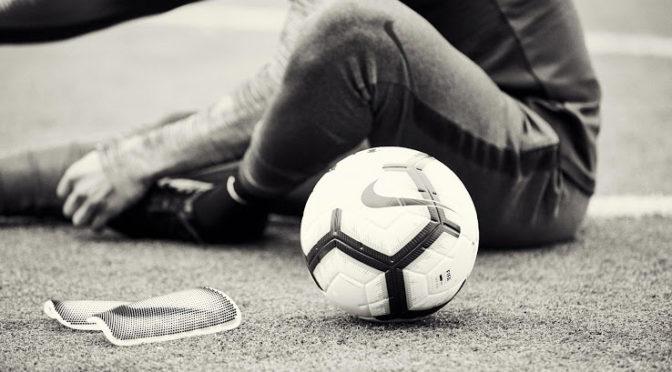 Nike представила мяч, которым будут играть в Английской премьер-лиге