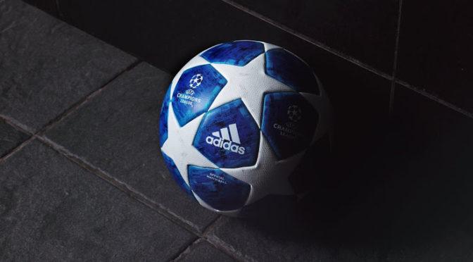Официальный мяч Лиги чемпионов 2018/2019