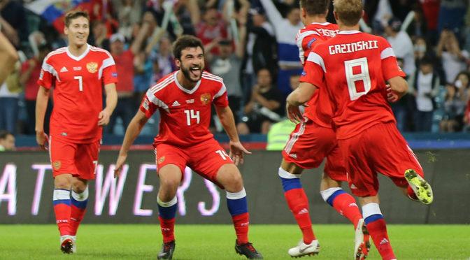 Итоги матча Россия-Турция
