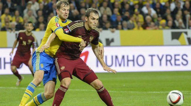 Лига наций: Россия — Швеция, 12 октября
