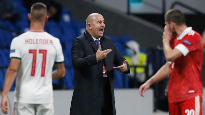 Игры сборной России в ноябре. Турция и Сербия